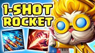 Download I LITERALLY DID THIS ON ACCIDENT !! THE MOST INSANE HEIMERDINGER JUNGLE | NEW META LEAGUE OF LEGENDS Video