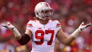 Download Shrug Life || Ohio State DE Joey Bosa 2015 Highlights ᴴᴰ Video
