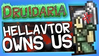 Download Terraria #9 - The Hellevator Owns Us Video