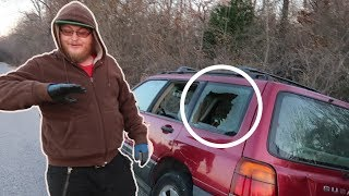 Download Can You Break a Car Window By Punching It? Video