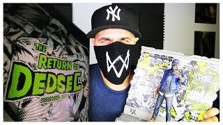 Download Watch Dogs 2 - The Return of Dedsec Edition Unboxing & Giveaway! Video