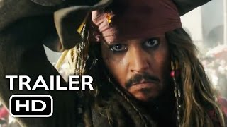 Download Pirates of the Caribbean 5 Trailer #3 (2017) Johnny Depp Movie HD Video