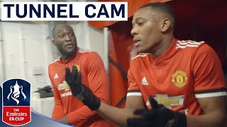 Download Inside Access at Old Trafford! | Extended Tunnel Cam | Man United vs Brighton | Emirates FA Cup Video