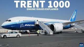 Download The TRENT 1000 ENGINES ISSUES Explained Video