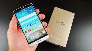 Download LG G3: Unboxing & Review Video
