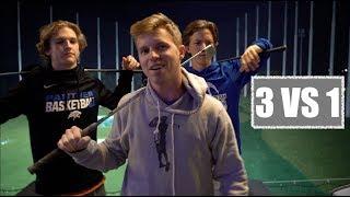 Download 3 Vs 1 Top Golf Challenge - GM GOLF Video