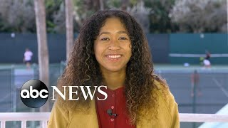 Download Naomi Osaka talks about her big win at the Australian Open Video
