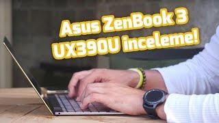 Download Asus ZenBook 3 UX390U - En yakışıklı ultrabook modeli elimizde! Video