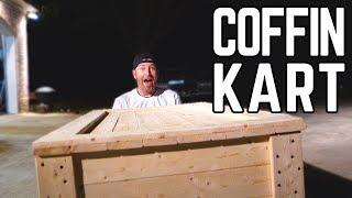 Download Hearse & Coffin Go Kart Build Pt. 1 Ike's Adventures Video