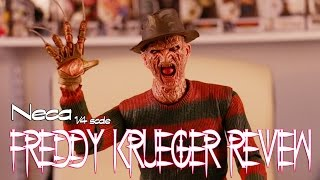 Download NECA: FREDDY KRUEGER FIGURE REVIEW Video