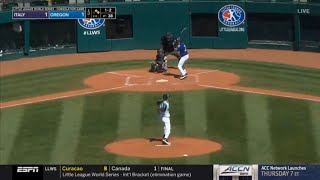 Download LLWS 2019 Consolation Game | Italy vs Oregon | 2019 Little League World Series Highlights Video