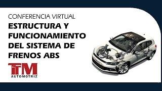 Download Estructura y funcionamiento del sistema de frenos ABS Video