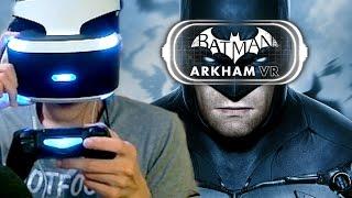 Download 【虛擬實境】我是天殺的蝙蝠俠阿!! / 這 VR 體驗實在太優秀了! Video
