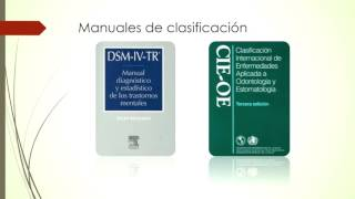 Download Diagnostico y clasificación de los trastornos mentales DSM IV Video