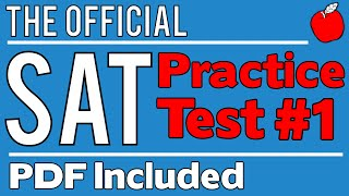 Download New SAT - Official Test #1 - Math Sect. 3 - Q11-20 Video