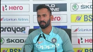 Download One bad tournament and I'll be on my way out - Dinesh Karthik Video