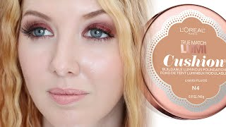 Download Frugal Fridayz | L'Oreal Lumi Cushion Foundation WEAR Test Video