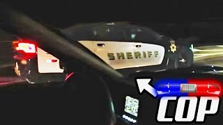 Download Street Racing With The SHERIFF?! Coolest Cop EVER! Video