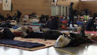 Download Accueil hivernal des migrants: Grande-Synthe se veut exemplaire Video