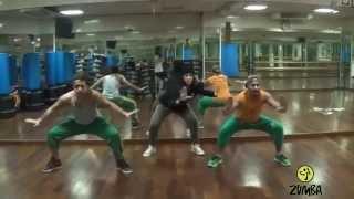 Download PASITO A PASO | Cumbia Pop | Andrea Stella | ZUMBA Dance Fitness Video