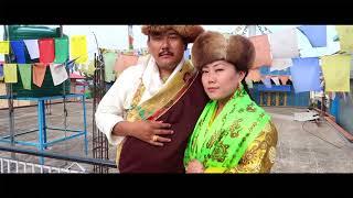 Download Tenzin Gyaltsen weds Choenyi Sangmo | Tibetan Wedding Video