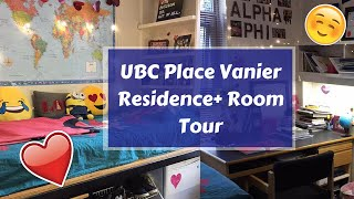 Download UBC Place Vanier Residence + Room Tour! Video