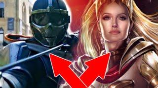 Download COULD THENA BE TASKMASTER? Taskmaster Rumor Black Widow Eternals Theory Video