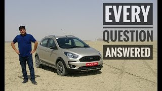 Download Ford Freestyle Exhaustive Review: A Worthy Hatchback Crossover? #ShotOnOnePlus Video