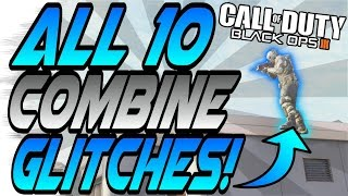 Download ALL 10 WORKING COMBINE GLITCHES! - Unpatched Wallbreaches, Ledges, Spots (BO3 New Glitch) Video