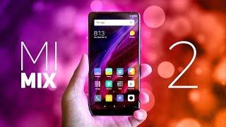 Download Xiaomi Mi Mix 2 Hands On! Video