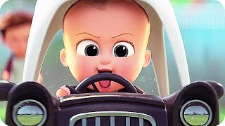 Download THE BOSS BABY Trailer 2 (2017) Alec Baldwin Animated Movie Video