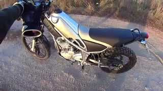 Download YAMAHA TRICKER 250 Video