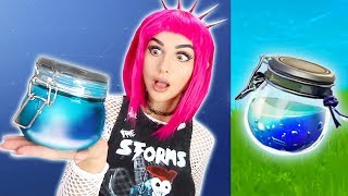Download FORTNITE ITEMS IN REAL LIFE CHALLENGE Video