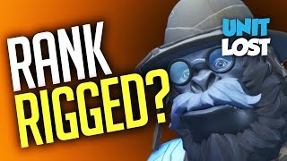 Download Overwatch - Placement Rank RIGGED?! Video