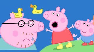 Download Peppa Pig Full Episodes | The Biggest Muddy Puddle In The World | Cartoons for Children Video