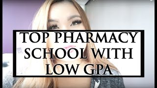 Download ACCEPTED TO TOP PHARMACY SCHOOL W/ LOW GPA l PREPHARMACY Q&A II Video