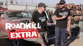 Download Junkyard Crawl During the Disgustang Road Trip - Roadkill Extra Video