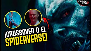Download Morbius: Conexión al UCM revelada ¿Spiderverse? - Análisis del trailer Video
