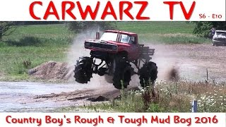 Download CarWarz TV - S6E10 - Country Boys Mud Bog July 2016 Video