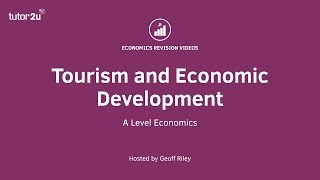Download Tourism and Economic Development Video
