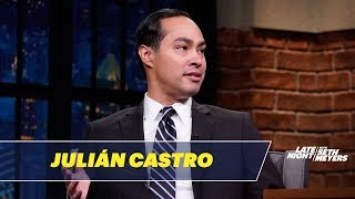 Download Julián Castro Talks About Barack Obama, Ben Carson and Immigration Video