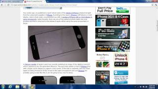 Download iPhone 5 Leaked Parts!!! New Design Video