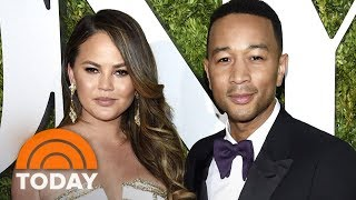 Download Chrissy Teigen And John Legend Fire Back Over False 'Pizzagate' Conspiracy Theory | TODAY Video