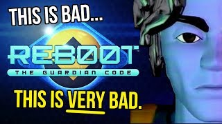 Download ReBoot The Guardian Code | Season 1 Episodes 1-10 Review, Reaction and Thoughts - Bull Session Video