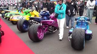 Download RAGE Vol,4-6 Custom Scooter Show Video