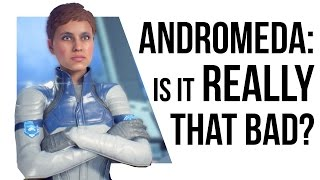 Download Mass Effect Andromeda - What's behind those cold, dead eyes? Video