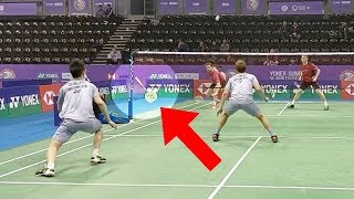 Download 10 Badminton shots. If it was not recorded, nobody would believe Video