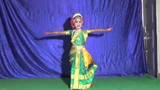 Download Aashritha kuchipudi brahmanjali Video