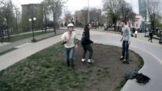 Download First backflip on skates in Donetsk by Konstantin Moshak Video