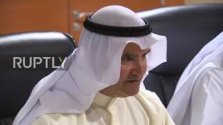 Download Kuwait: Novak meets Kuwait's oil minister to talk energy cooperation Video